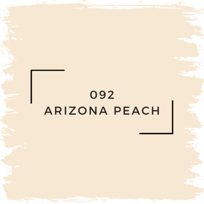 Benjamin Moore 092 Arizona Peach