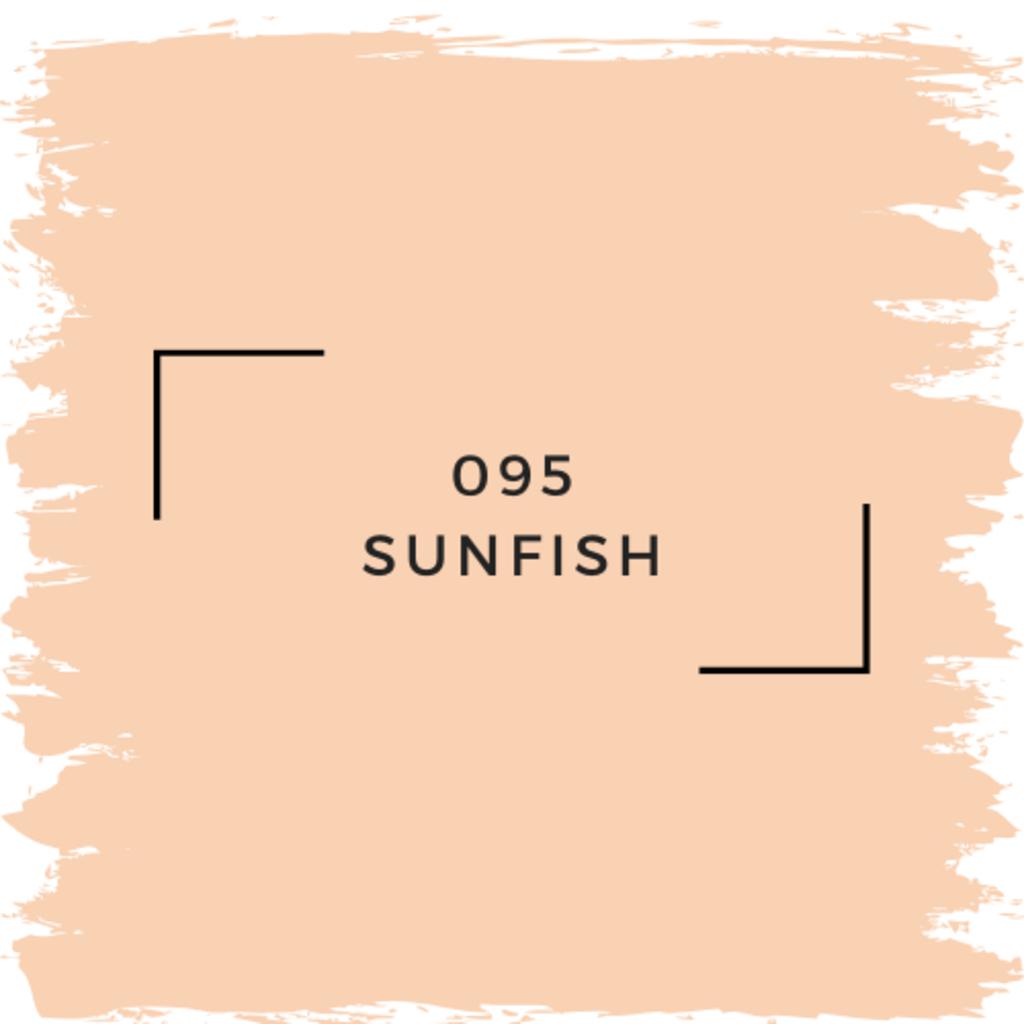 Benjamin Moore 095 Sunfish