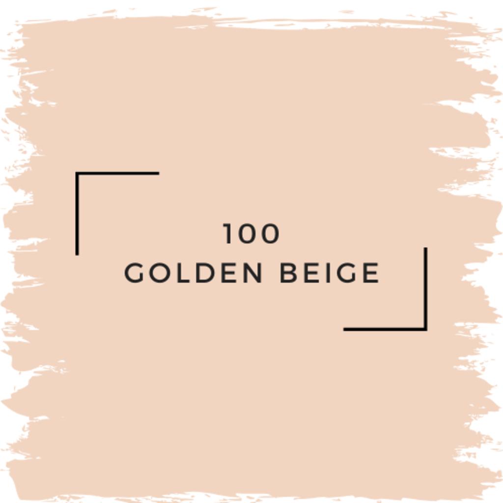 Benjamin Moore 100 Golden Beige