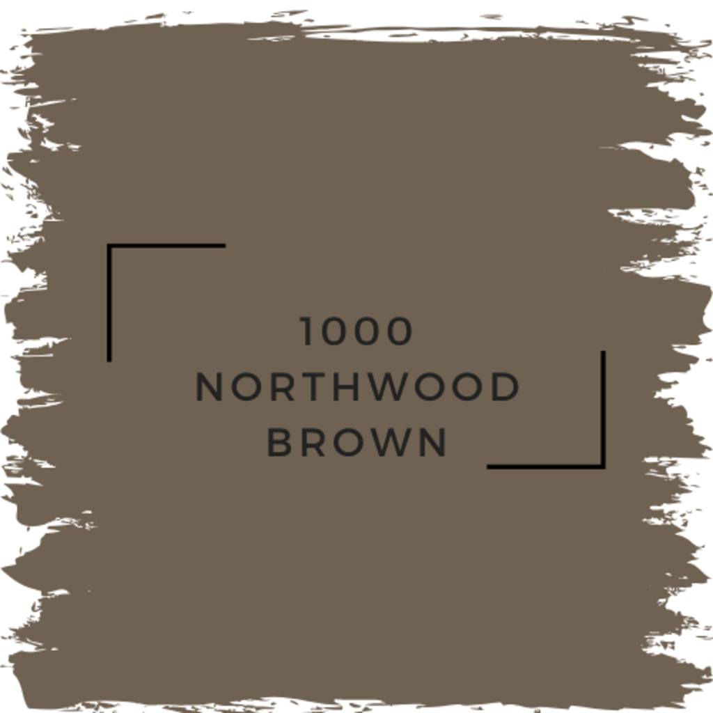 Benjamin Moore 1000 Northwood Brown