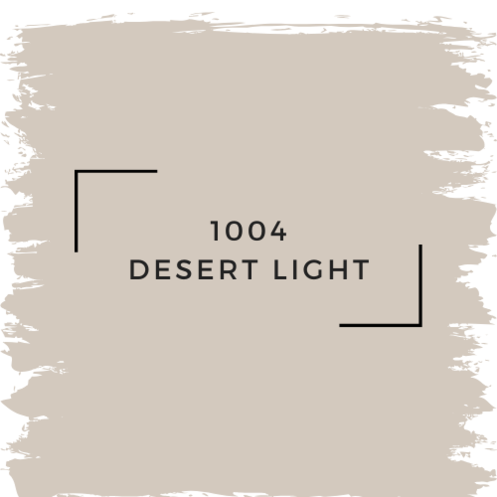 Benjamin Moore 1004 Desert Light