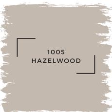 Benjamin Moore 1005 Hazelwood