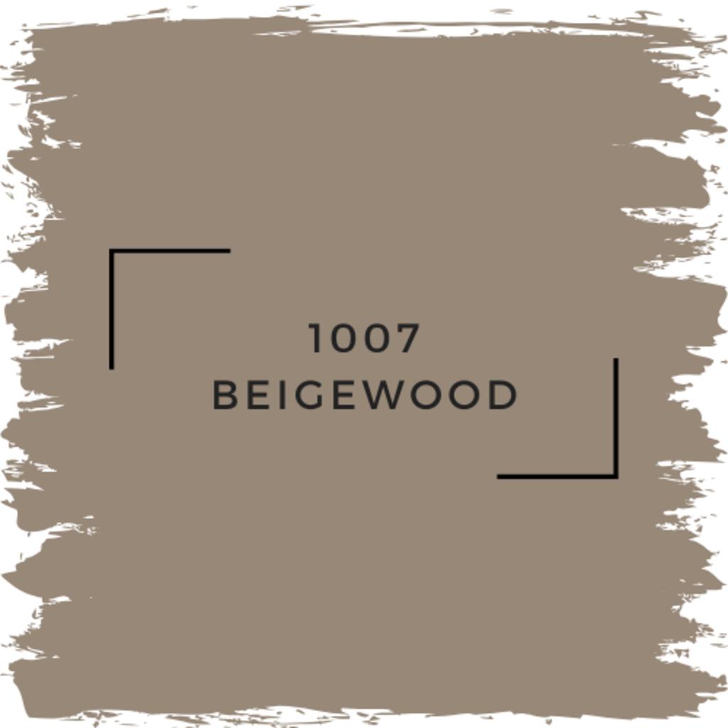 Benjamin Moore 1007 Beigewood