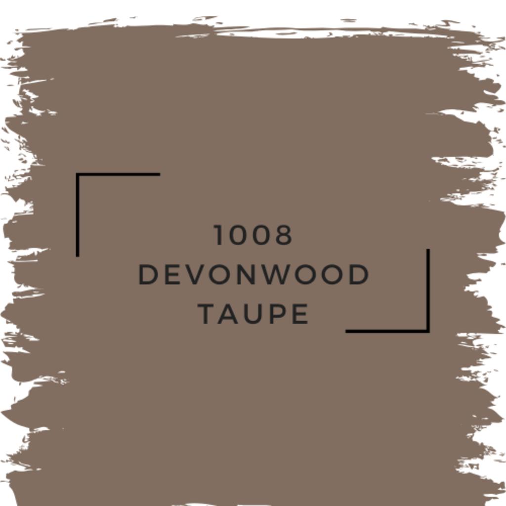 Benjamin Moore 1008 Devonwood Taupe