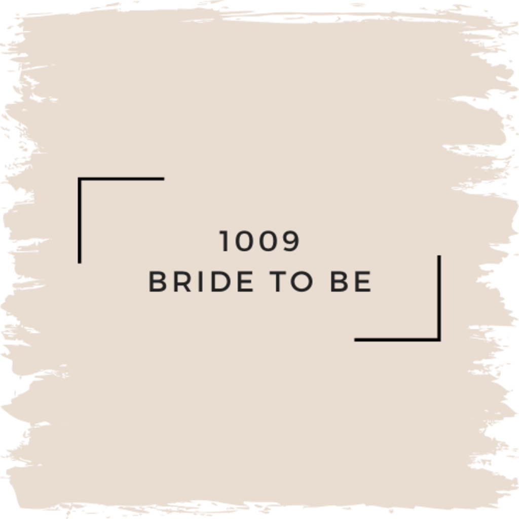 Benjamin Moore 1009 Bride To Be