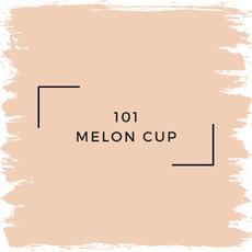 Benjamin Moore 101 Melon Cup