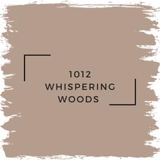 Benjamin Moore 1012 Whispering Woods