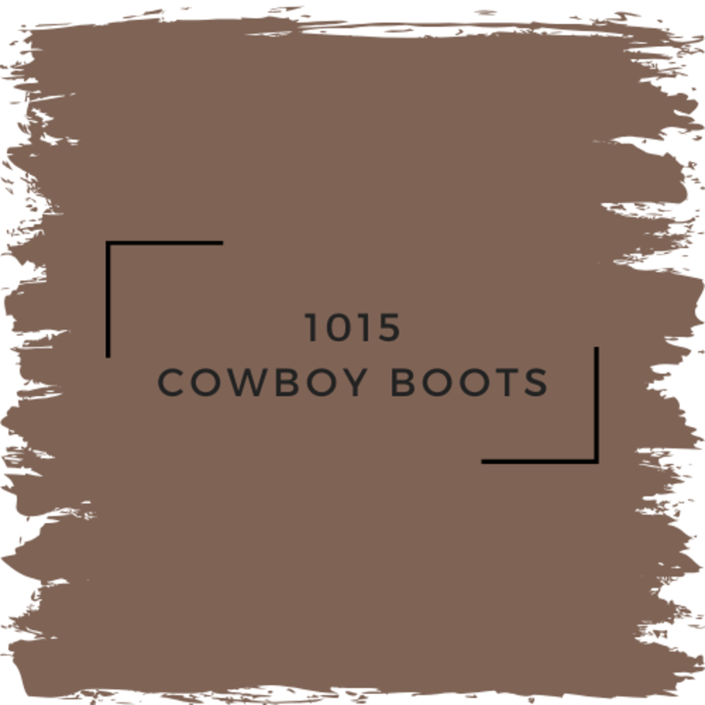 Benjamin Moore 1015 Cowboy Boots