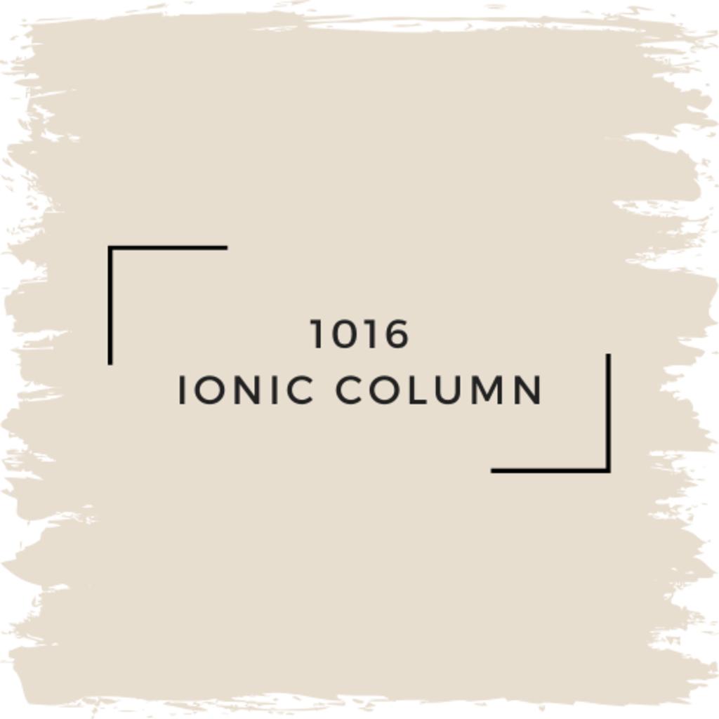 Benjamin Moore 1016 Ionic Column