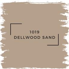 Benjamin Moore 1019 Dellwood Sand