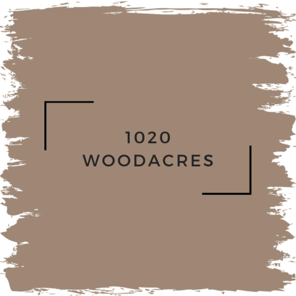Benjamin Moore 1020 Woodacres