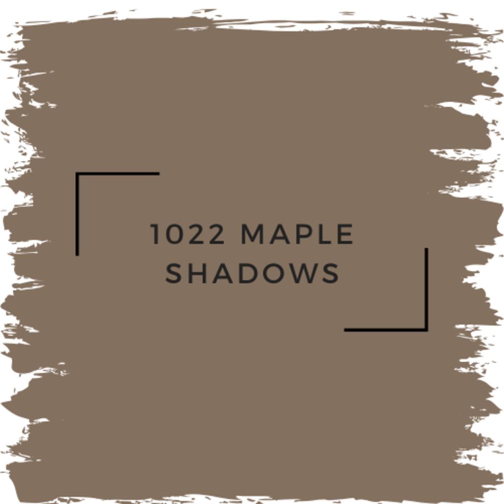 Benjamin Moore 1022 Maple Shadows