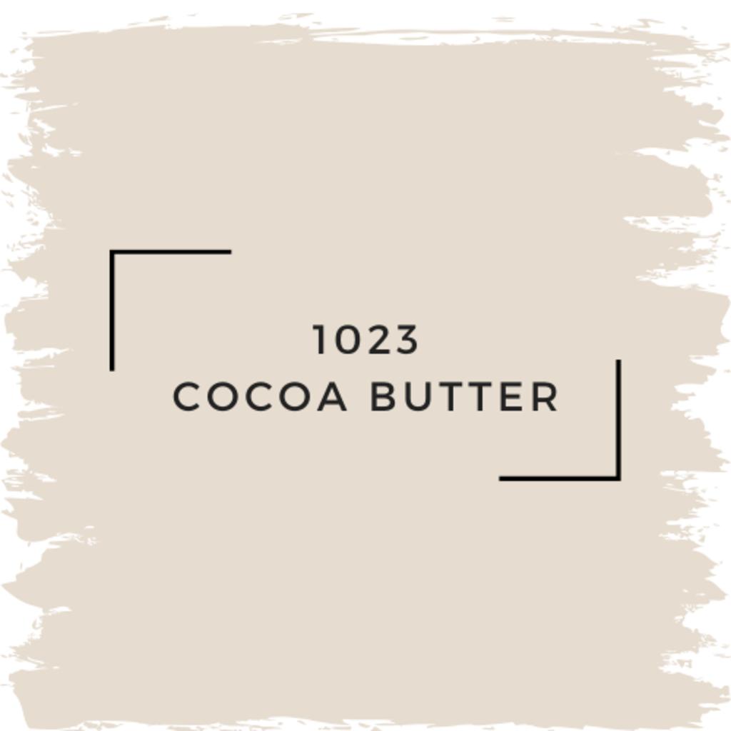 Benjamin Moore 1023 Cocoa Butter