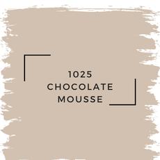 Benjamin Moore 1025 Chocolate Mousse