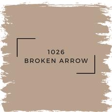Benjamin Moore 1026 Broken Arrow