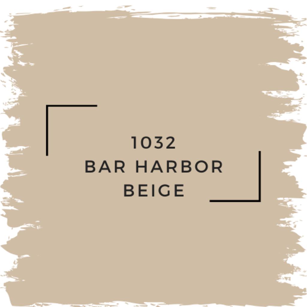 Benjamin Moore 1032 Bar Harbor Beige
