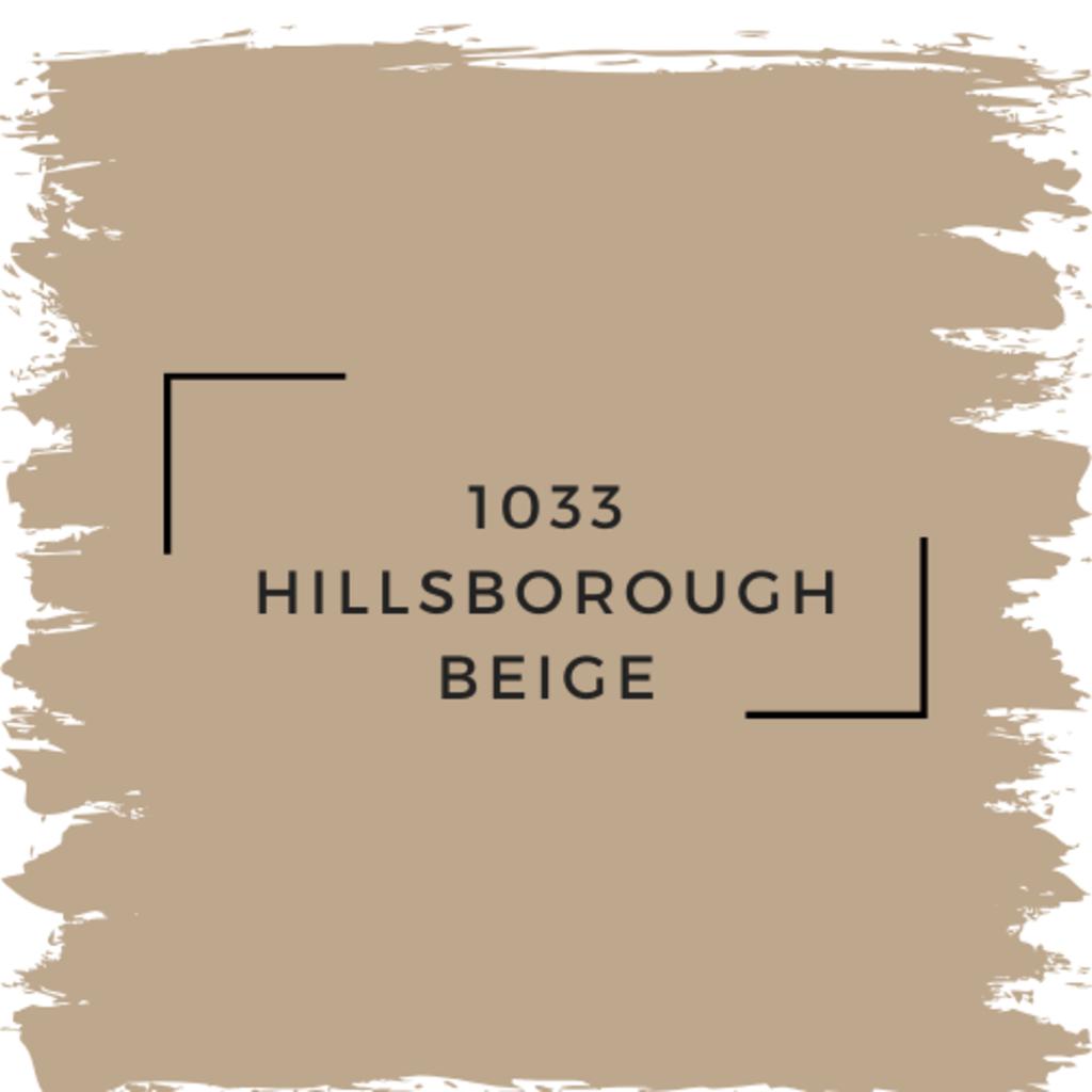Benjamin Moore 1033 Hillsborough Beige