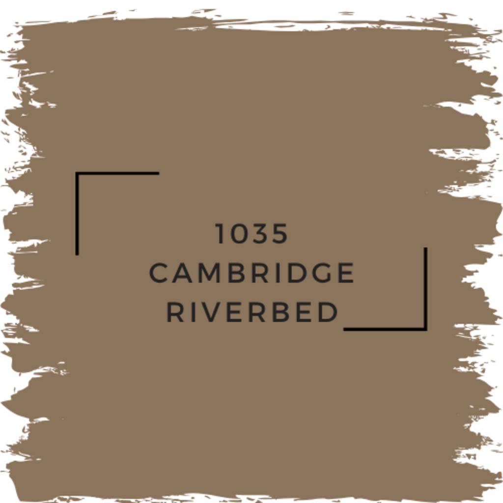 Benjamin Moore 1035 Cambridge Riverbed