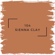 Benjamin Moore 104 Sienna Clay