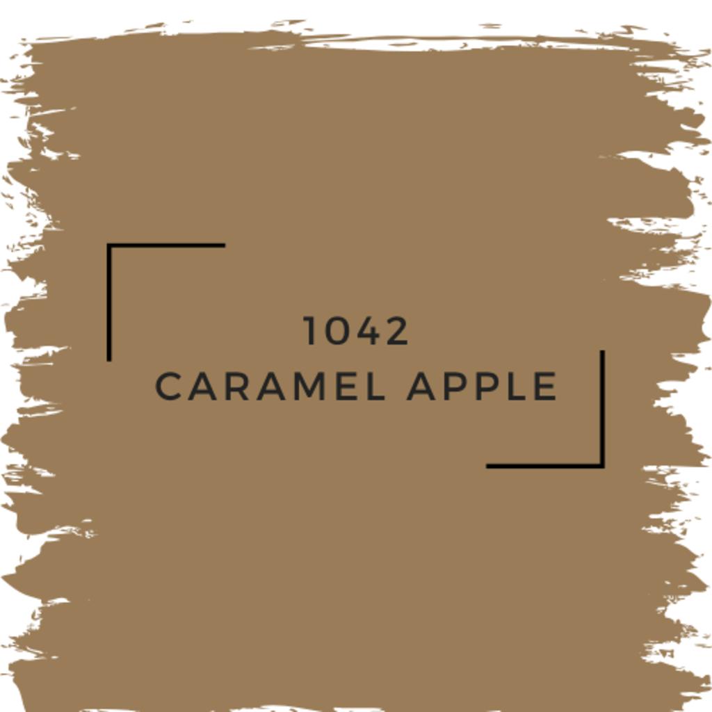 Benjamin Moore 1042 Caramel Apple