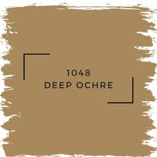 Benjamin Moore 1048 Deep Ochre