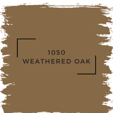 Benjamin Moore 1050 Weathered Oak