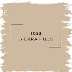 Benjamin Moore 1053 Sierra Hills