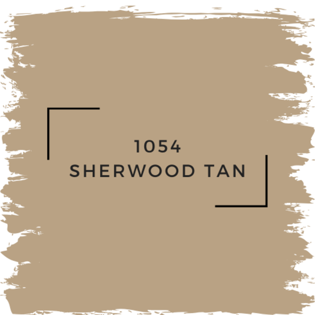 Benjamin Moore 1054 Sherwood Tan