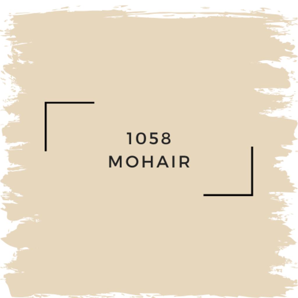 Benjamin Moore 1058 Mohair