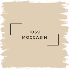 Benjamin Moore 1059 Moccasin