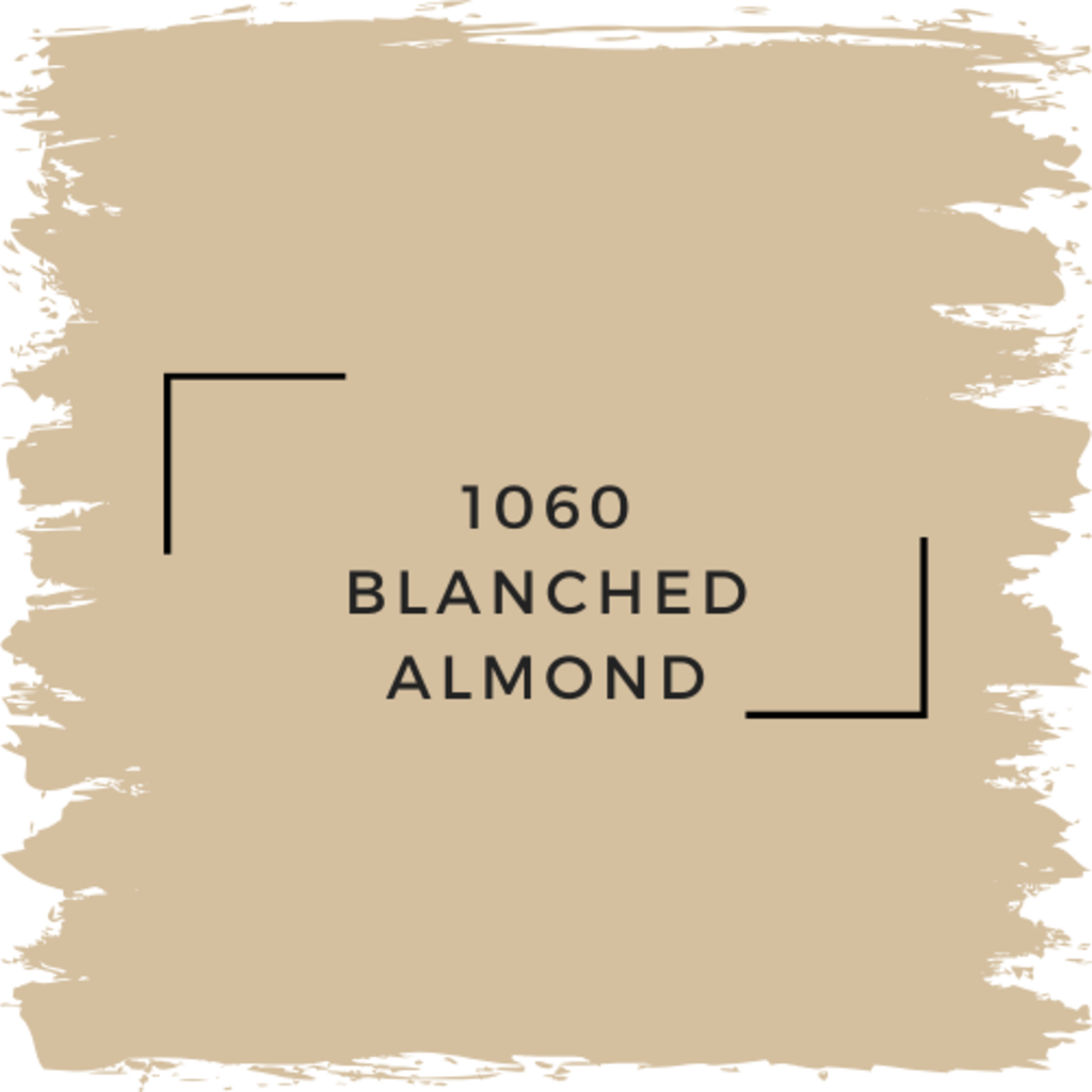 Benjamin Moore 1060 Blanched Almond