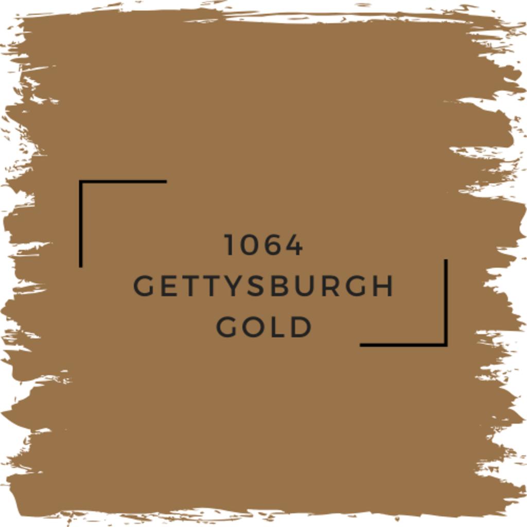 Benjamin Moore 1064 Gettysburgh Gold