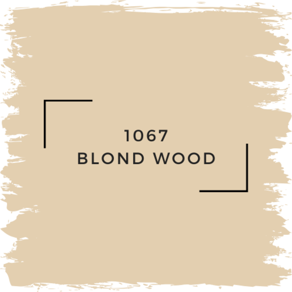 Benjamin Moore 1067 Blond Wood