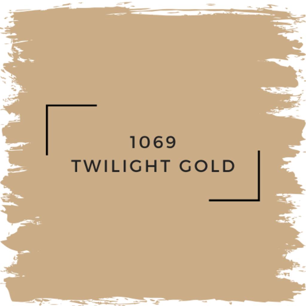 Benjamin Moore 1069 Twilight Gold