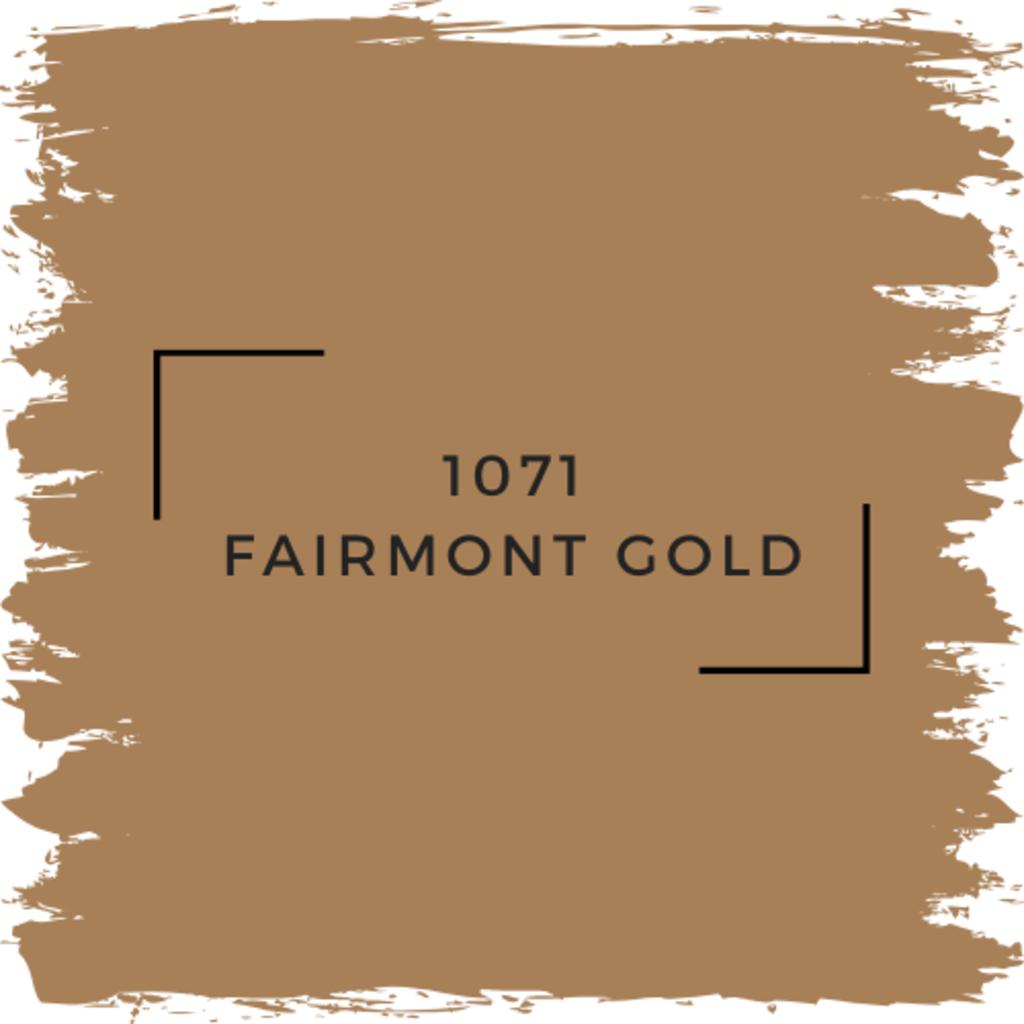 Benjamin Moore 1071 Fairmont Gold