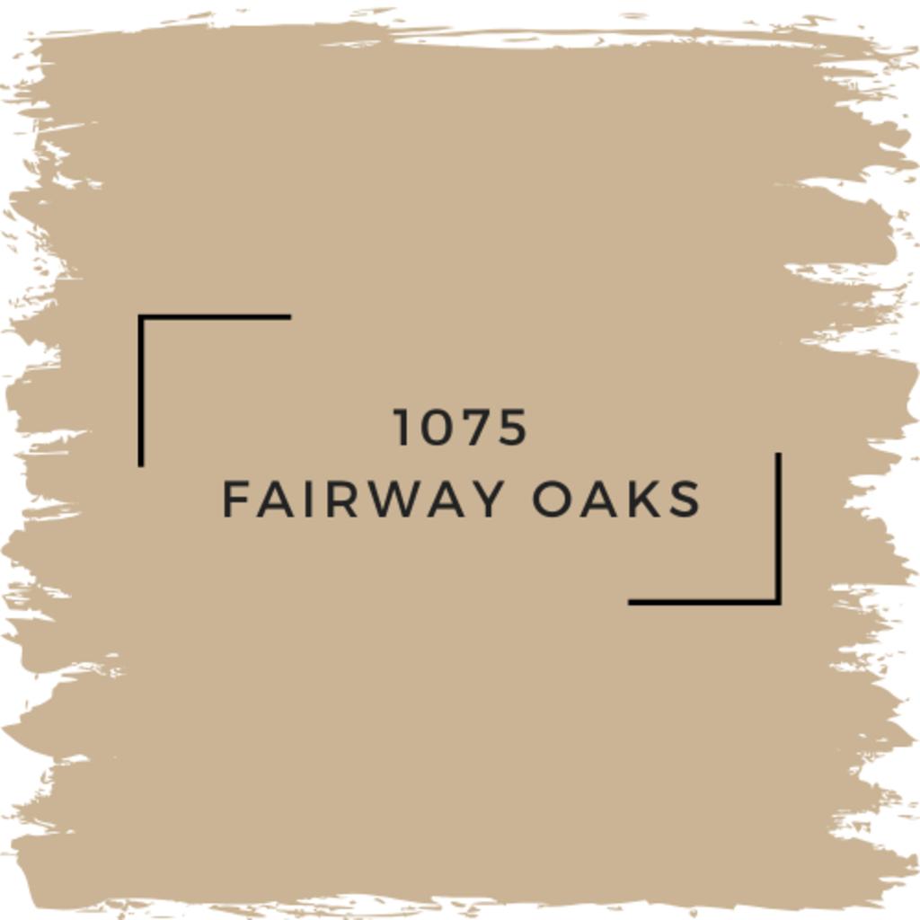 Benjamin Moore 1075 Fairway Oaks