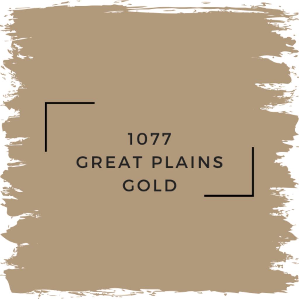 Benjamin Moore 1077 Great Plains Gold