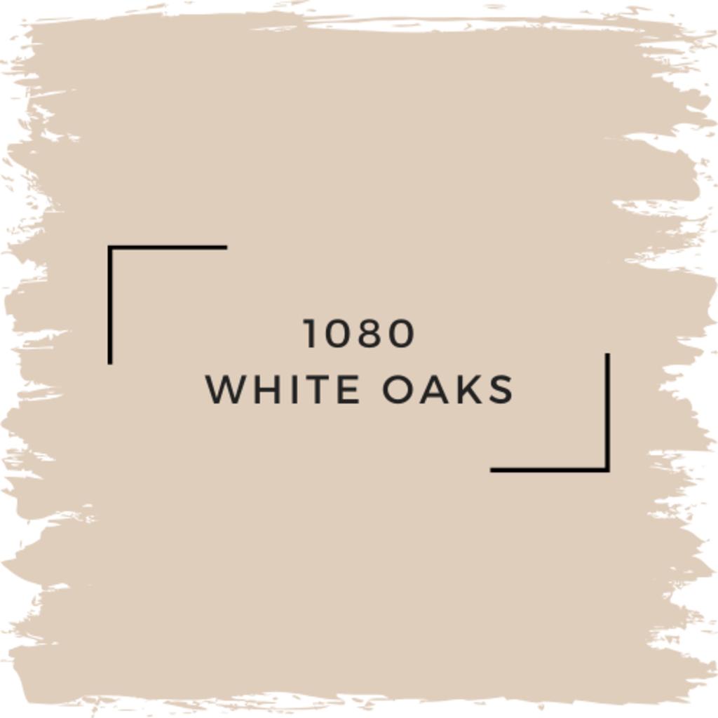 Benjamin Moore 1080 White Oaks