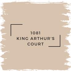 Benjamin Moore 1081 King Arthur's Court