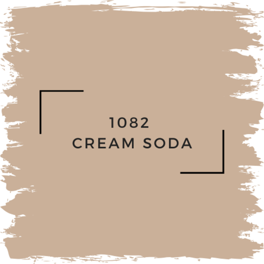 Benjamin Moore 1082 Cream Soda