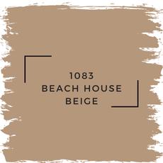 Benjamin Moore 1083 Beach House Beige
