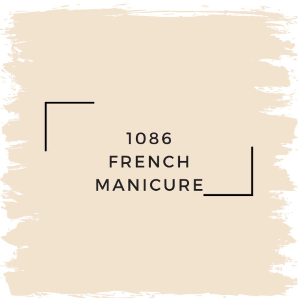 Benjamin Moore 1086 French Manicure