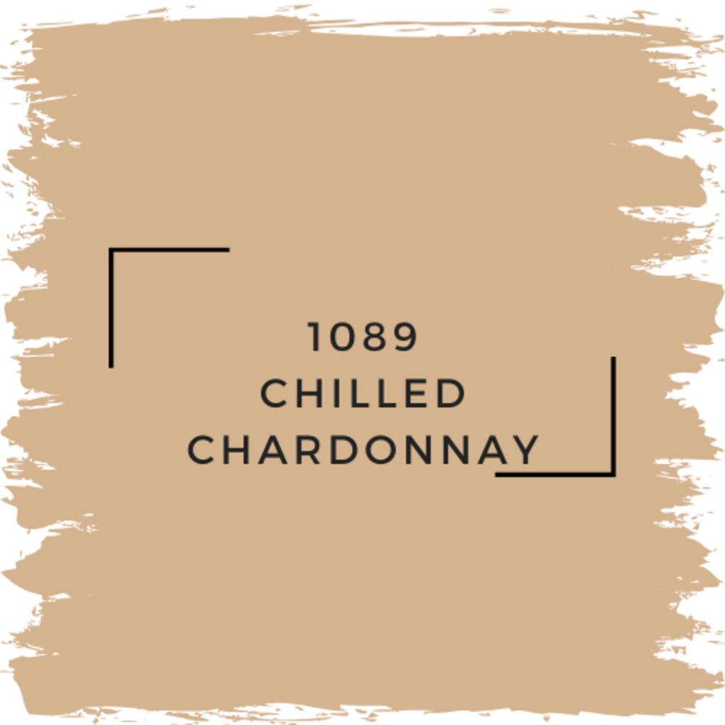 Benjamin Moore 1089 Chilled Chardonnay