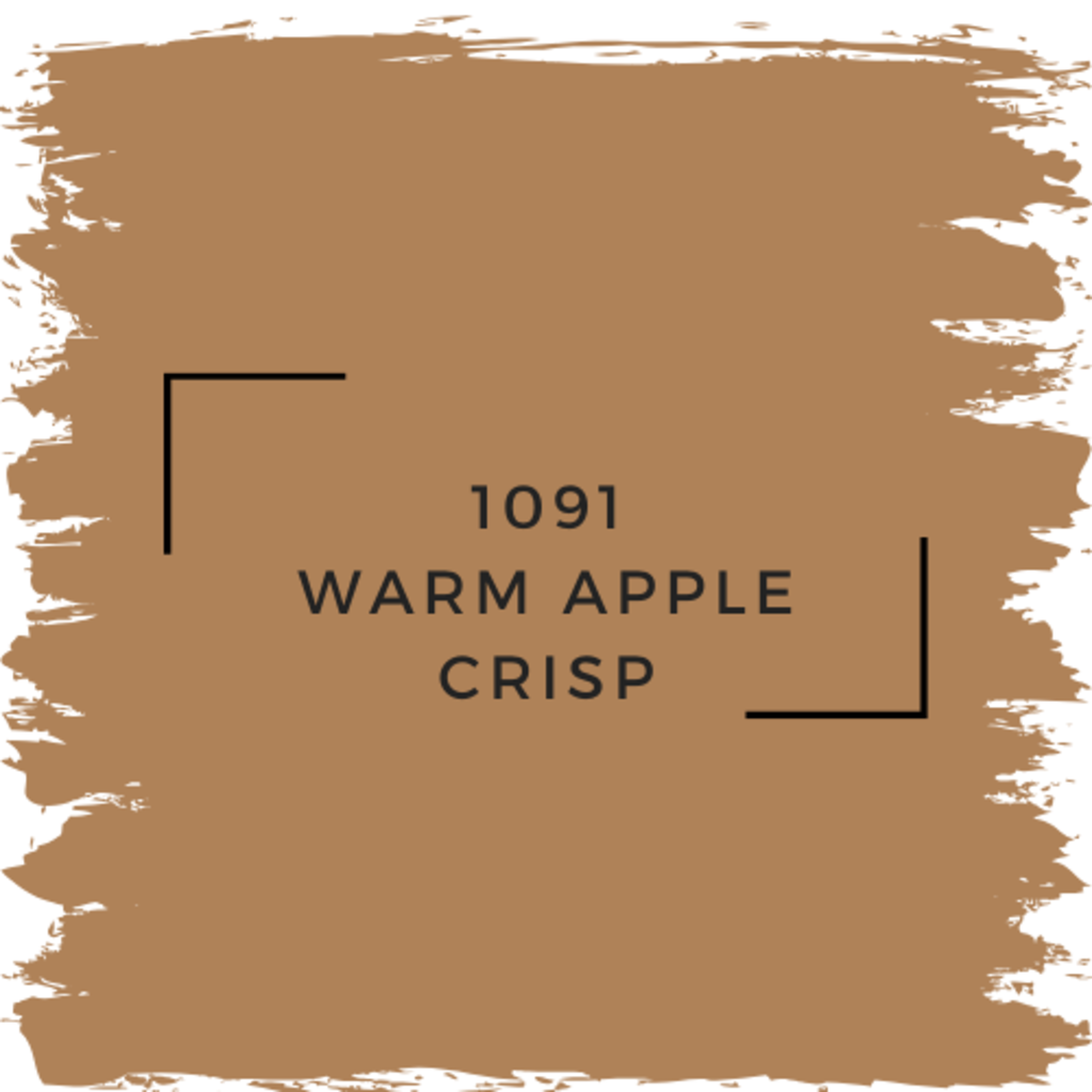 Benjamin Moore 1091 Warm Apple Crisp