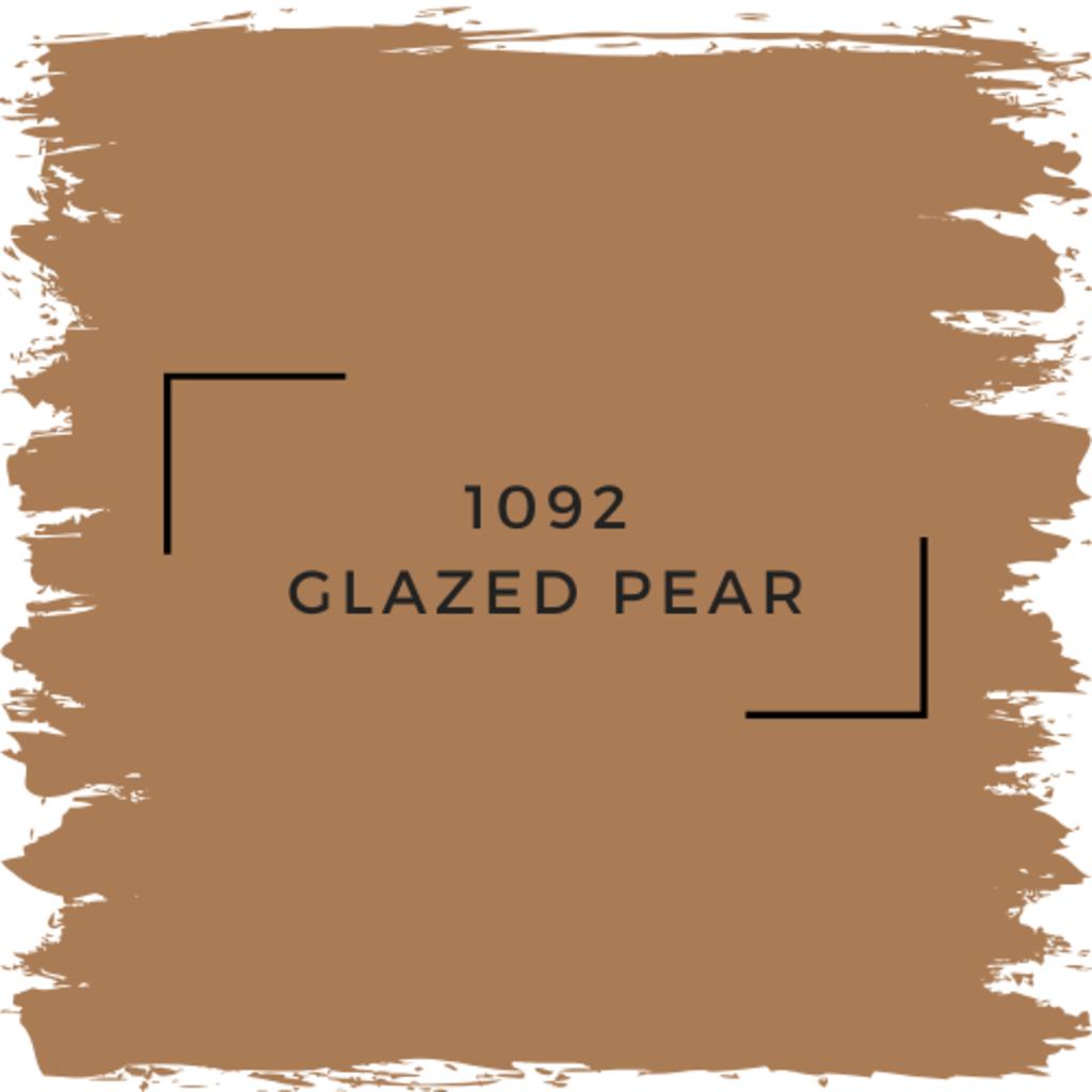 Benjamin Moore 1092 Glazed Pear