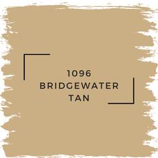 Benjamin Moore 1096 Bridgewater Tan