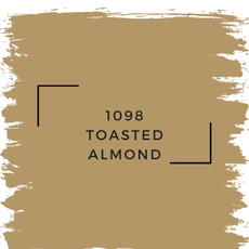 Benjamin Moore 1098 Toasted Almond