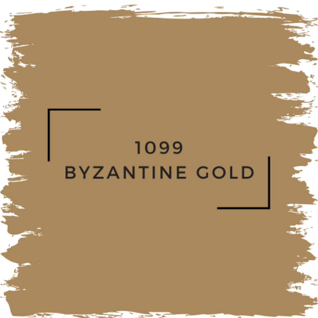 Benjamin Moore 1099 Byzantine Gold