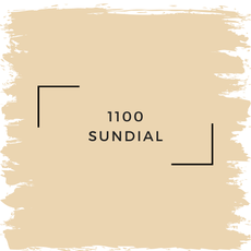 Benjamin Moore 1100 Sundial