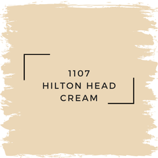 Benjamin Moore 1107 Hilton Head Cream